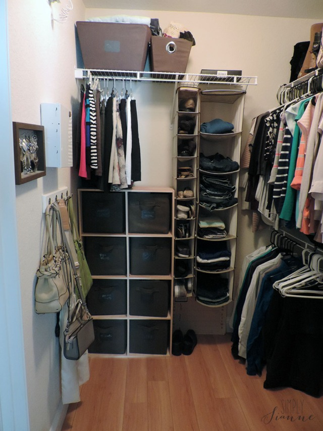 Fall Cleaning - Closet 7