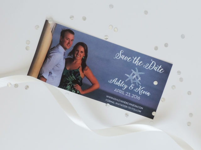 Save the Date - Isabella Font