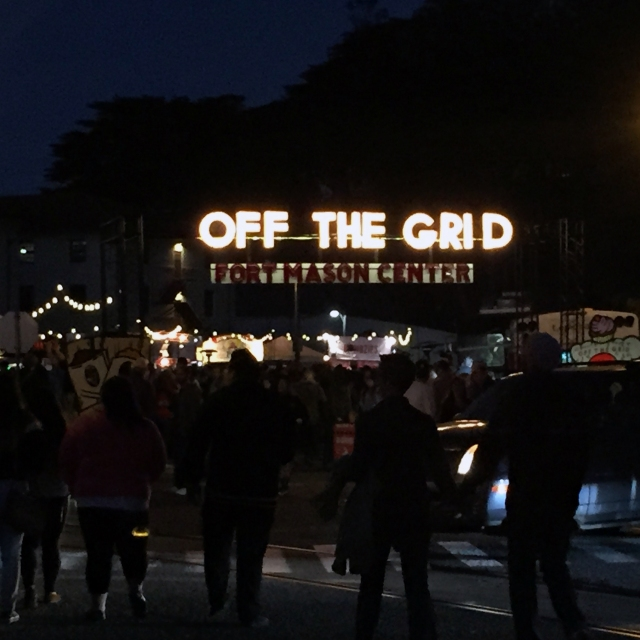 Off the Grid - Food Truck Rally