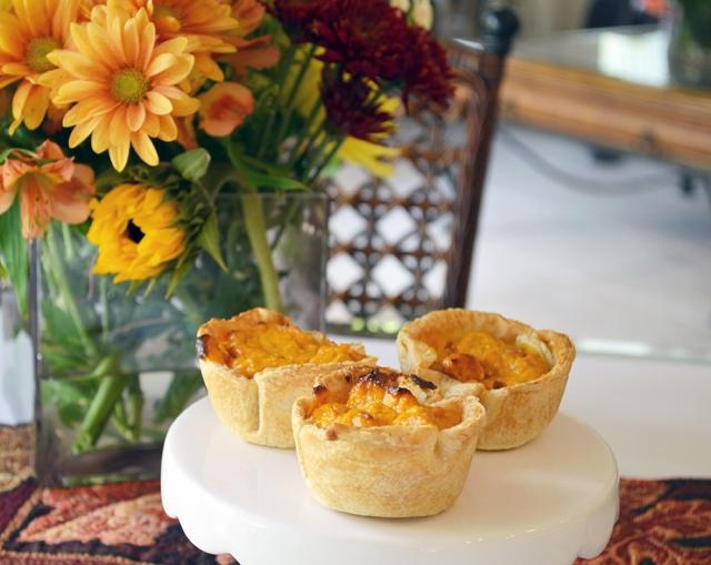 Pumpkin Pie Fall Dessert