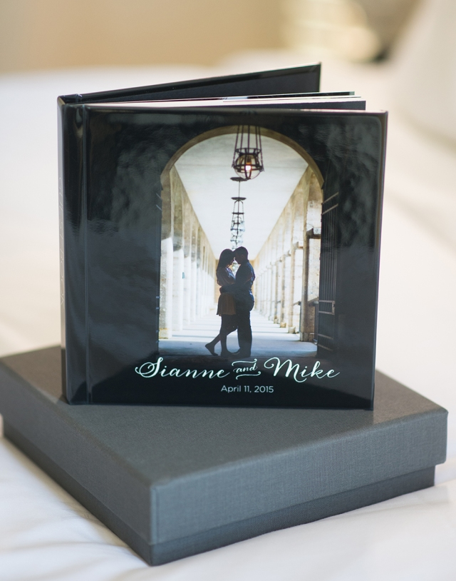 Engagement book