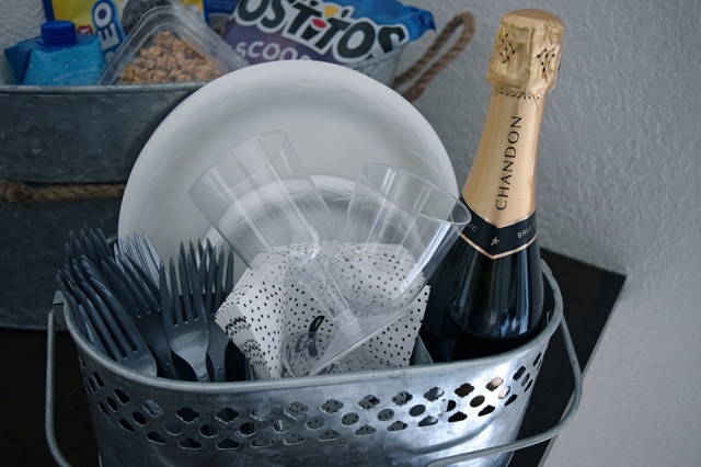 Welcome Home Gift Basket 7